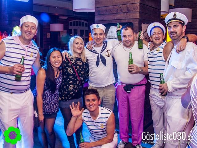 Partypics Pirates 26.10.2013 Schlager an der Spree
