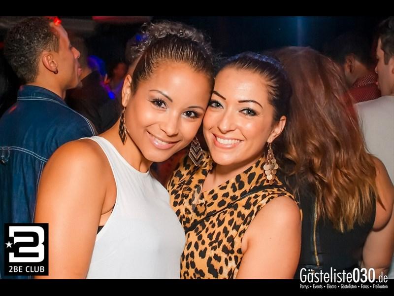 https://www.gaesteliste030.de/Partyfoto #1 2BE Club Berlin vom 12.10.2013