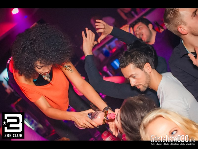https://www.gaesteliste030.de/Partyfoto #109 2BE Club Berlin vom 12.10.2013