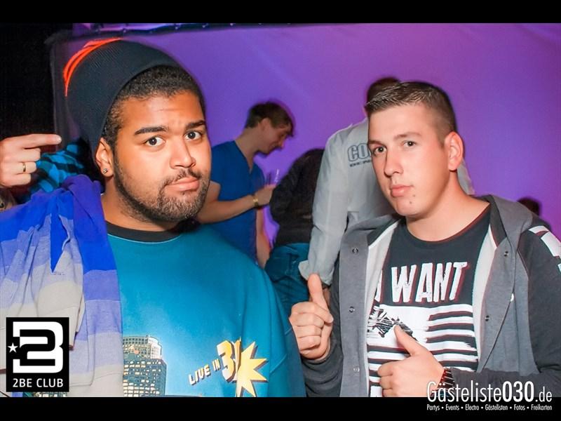 https://www.gaesteliste030.de/Partyfoto #76 2BE Club Berlin vom 12.10.2013