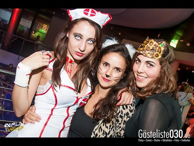 Partypics E4 26.10.2013 Berlin Gone Wild - Halloween Nightmare