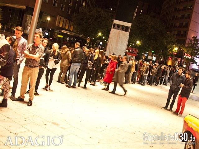 Partypics Adagio 02.10.2013 Aim High presents Les Twins live!