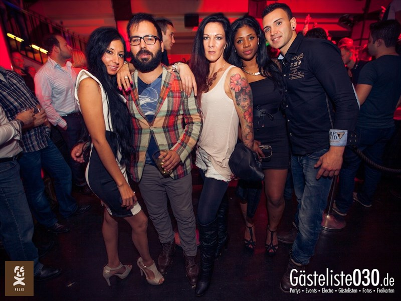 https://www.gaesteliste030.de/Partyfoto #53 Felix Berlin vom 11.10.2013