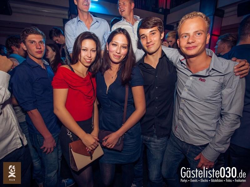 https://www.gaesteliste030.de/Partyfoto #50 Felix Berlin vom 11.10.2013
