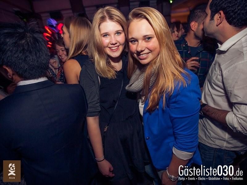 https://www.gaesteliste030.de/Partyfoto #61 Felix Berlin vom 18.10.2013
