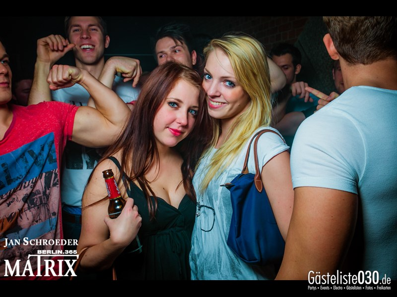 https://www.gaesteliste030.de/Partyfoto #68 Matrix Berlin vom 03.10.2013