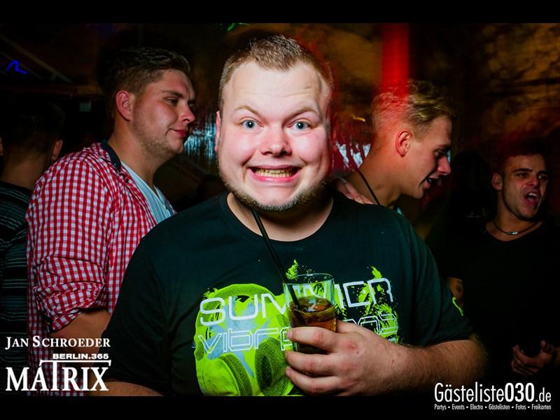 https://www.gaesteliste030.de/Partyfoto #124 Matrix Berlin vom 03.10.2013