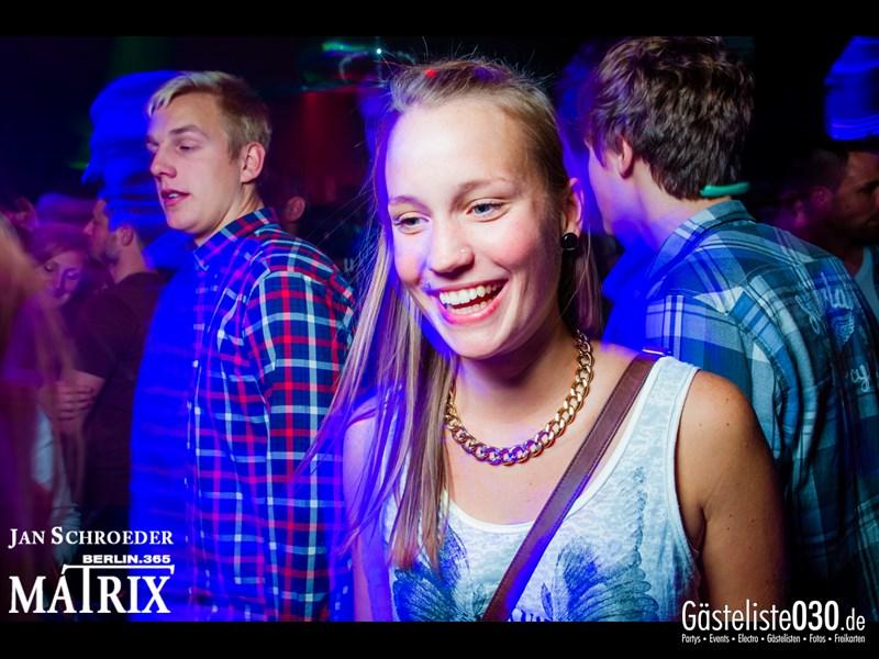 https://www.gaesteliste030.de/Partyfoto #48 Matrix Berlin vom 03.10.2013