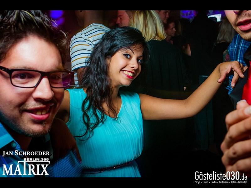 https://www.gaesteliste030.de/Partyfoto #84 Matrix Berlin vom 03.10.2013