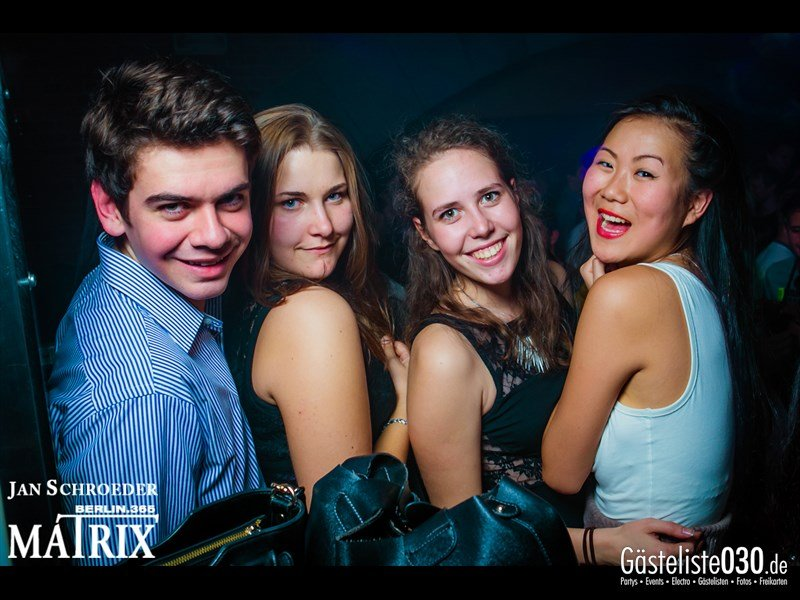 https://www.gaesteliste030.de/Partyfoto #98 Matrix Berlin vom 03.10.2013