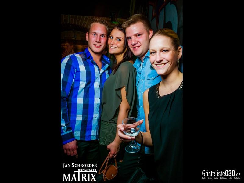 https://www.gaesteliste030.de/Partyfoto #75 Matrix Berlin vom 03.10.2013