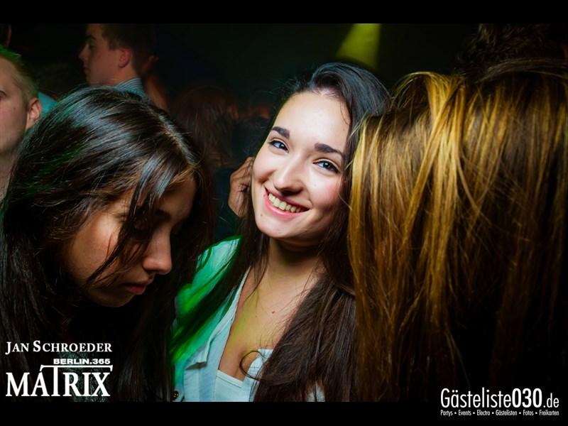 https://www.gaesteliste030.de/Partyfoto #110 Matrix Berlin vom 03.10.2013