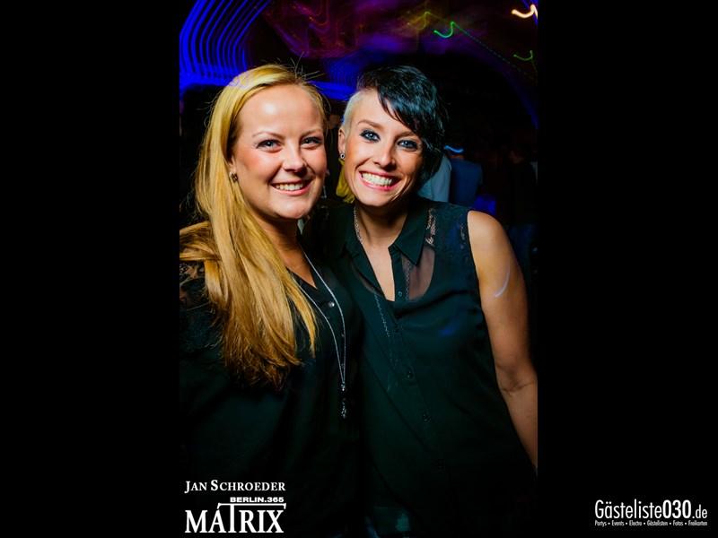 https://www.gaesteliste030.de/Partyfoto #51 Matrix Berlin vom 03.10.2013