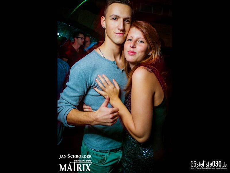 https://www.gaesteliste030.de/Partyfoto #77 Matrix Berlin vom 03.10.2013