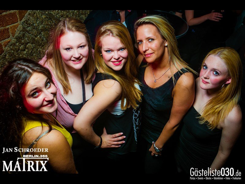 https://www.gaesteliste030.de/Partyfoto #93 Matrix Berlin vom 03.10.2013