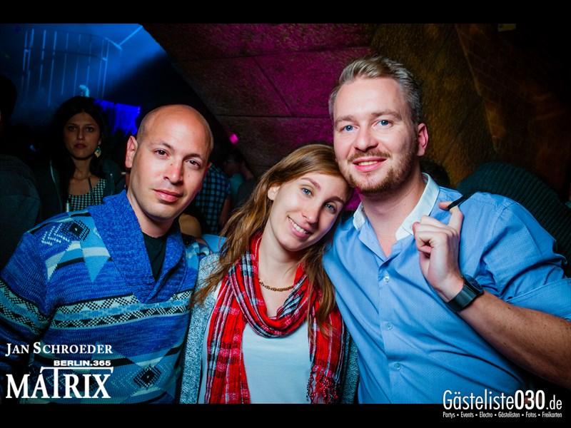 https://www.gaesteliste030.de/Partyfoto #146 Matrix Berlin vom 03.10.2013