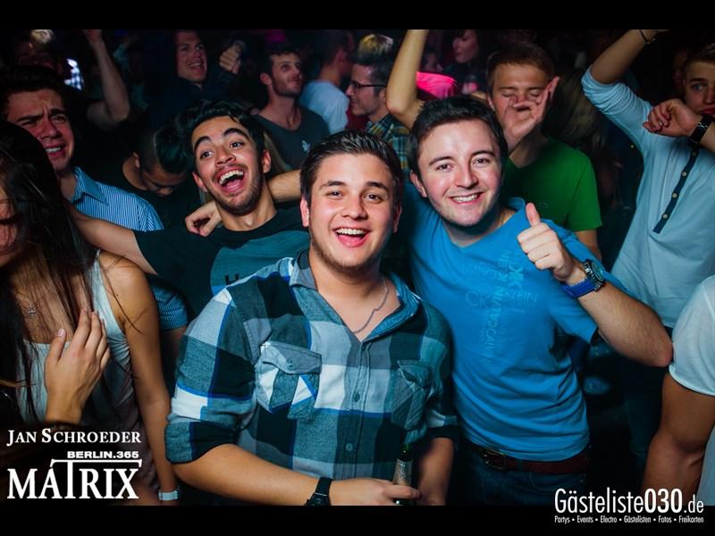 https://www.gaesteliste030.de/Partyfoto #117 Matrix Berlin vom 03.10.2013