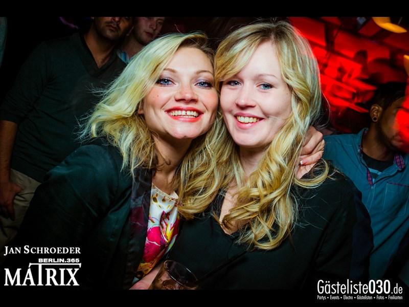 https://www.gaesteliste030.de/Partyfoto #19 Matrix Berlin vom 03.10.2013