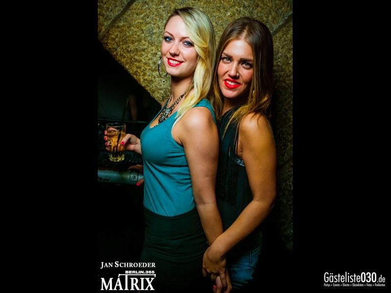 https://www.gaesteliste030.de/Partyfoto #46 Matrix Berlin vom 03.10.2013