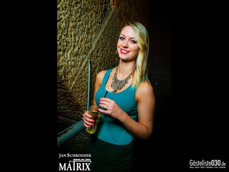 https://www.gaesteliste030.de/Partyfoto #120 Matrix Berlin vom 03.10.2013