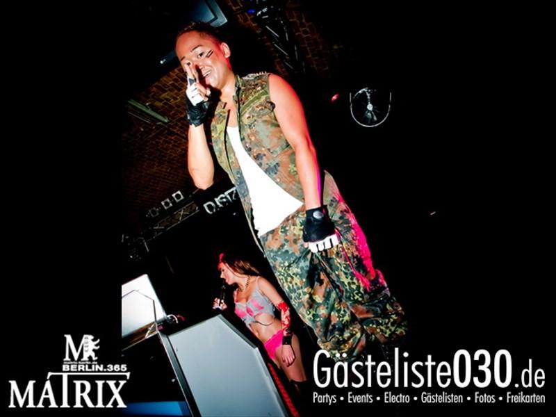 https://www.gaesteliste030.de/Partyfoto #105 Matrix Berlin vom 09.10.2013