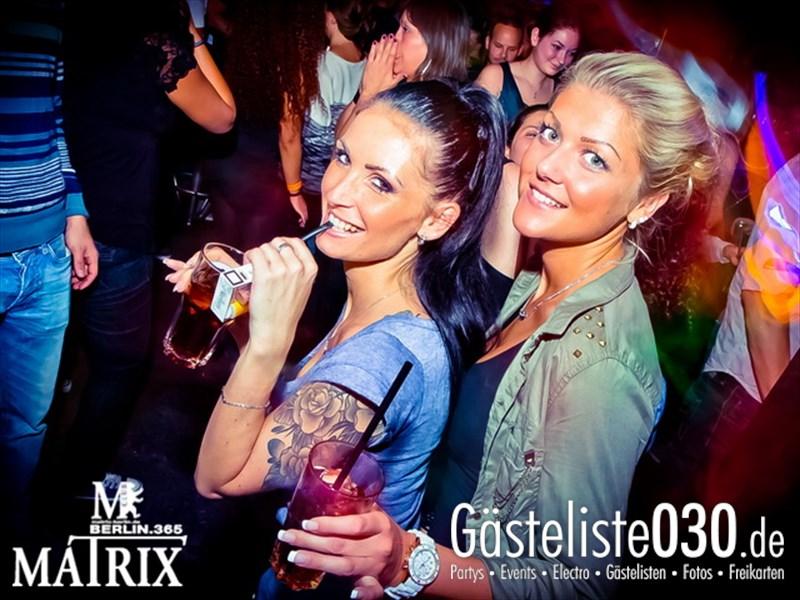 https://www.gaesteliste030.de/Partyfoto #91 Matrix Berlin vom 09.10.2013