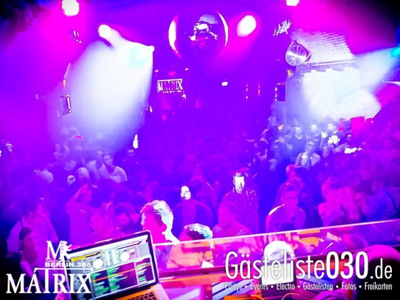 https://www.gaesteliste030.de/Partyfoto #47 Matrix Berlin vom 09.10.2013