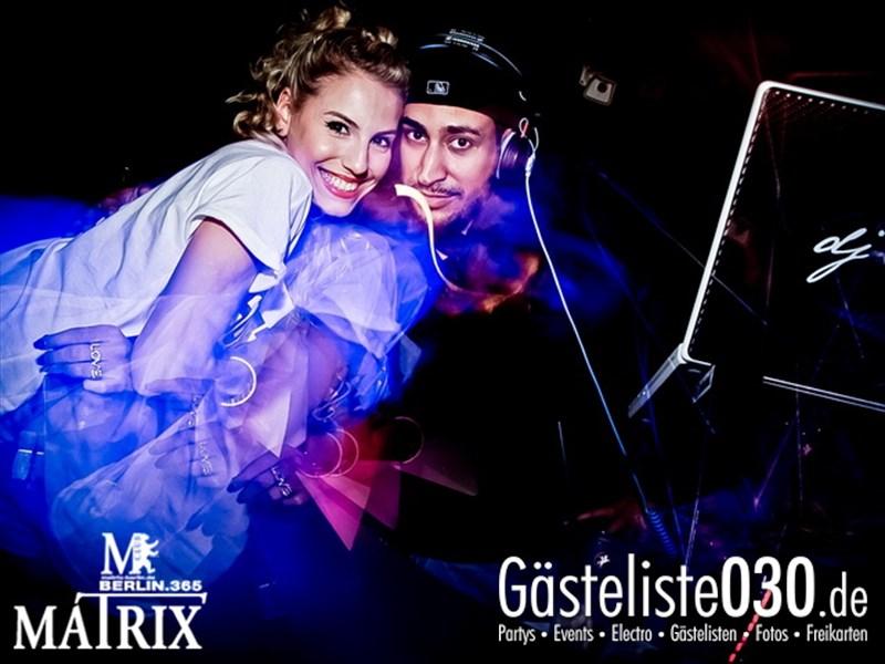 https://www.gaesteliste030.de/Partyfoto #42 Matrix Berlin vom 09.10.2013