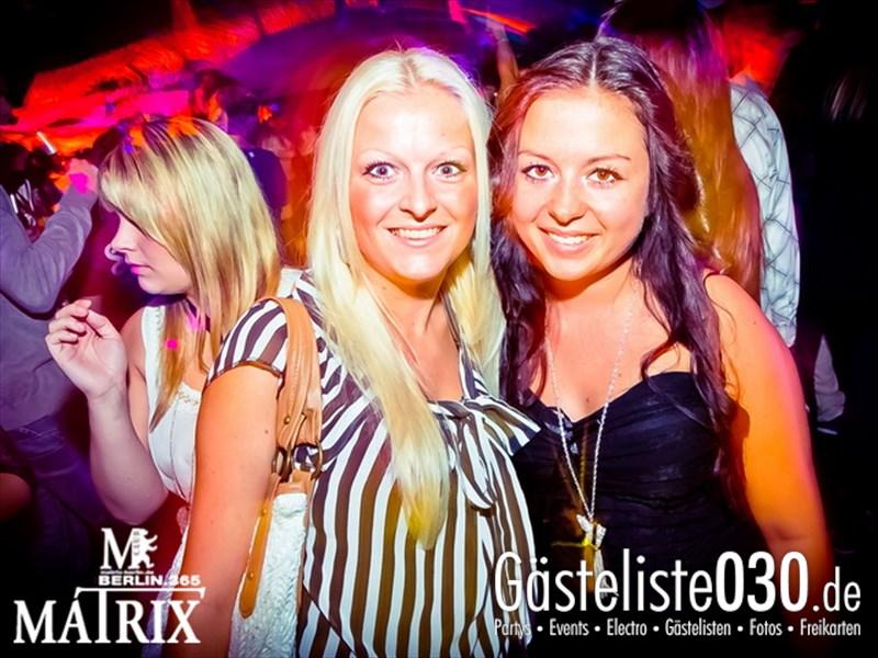 https://www.gaesteliste030.de/Partyfoto #82 Matrix Berlin vom 09.10.2013