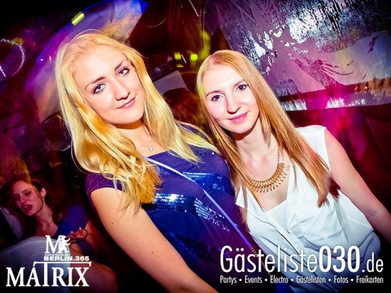 https://www.gaesteliste030.de/Partyfoto #30 Matrix Berlin vom 09.10.2013