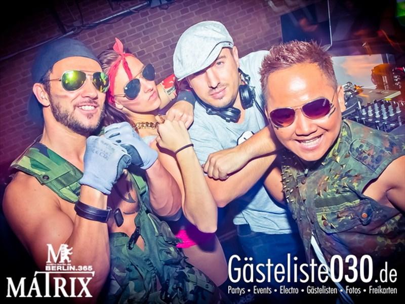 https://www.gaesteliste030.de/Partyfoto #41 Matrix Berlin vom 09.10.2013