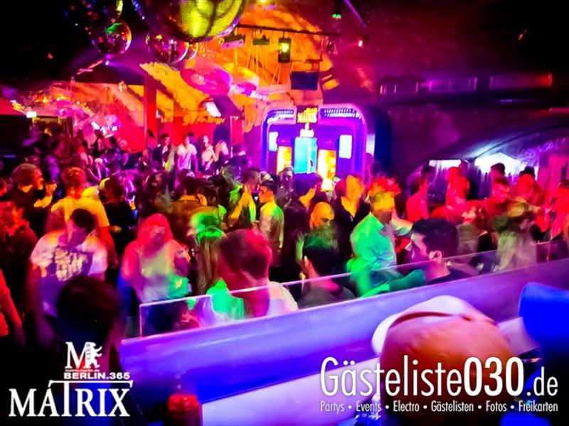 https://www.gaesteliste030.de/Partyfoto #119 Matrix Berlin vom 09.10.2013