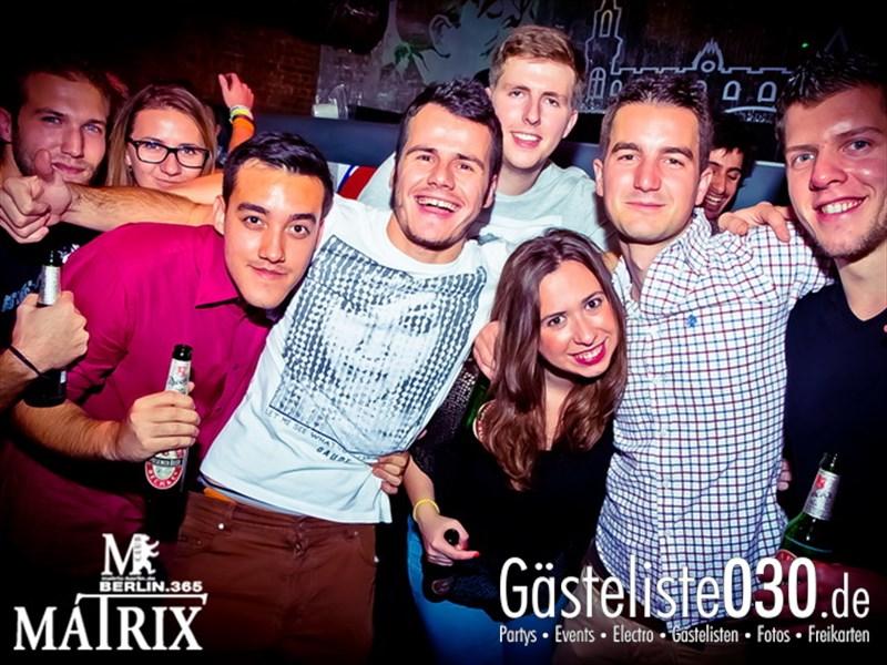 https://www.gaesteliste030.de/Partyfoto #27 Matrix Berlin vom 09.10.2013