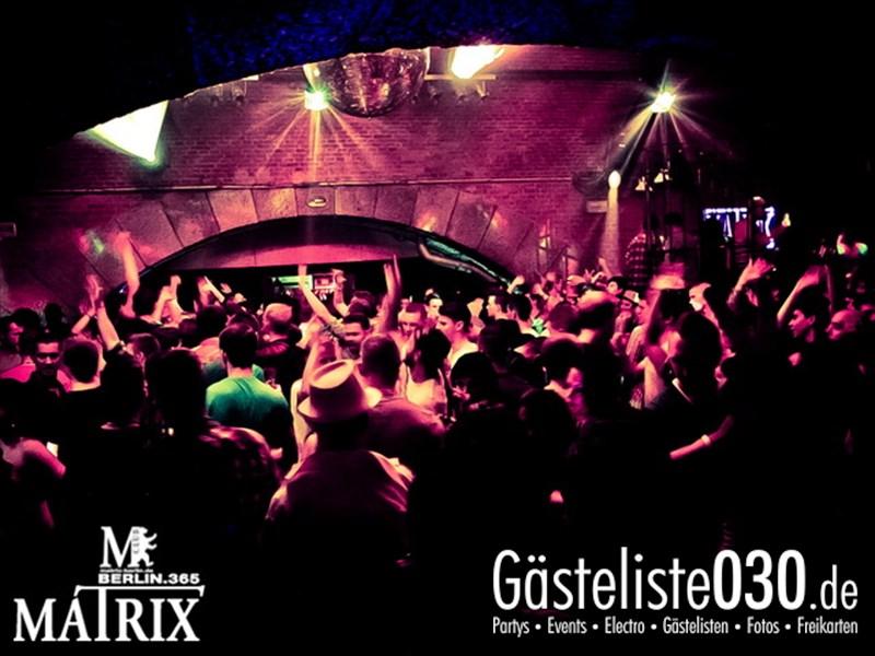 https://www.gaesteliste030.de/Partyfoto #130 Matrix Berlin vom 09.10.2013