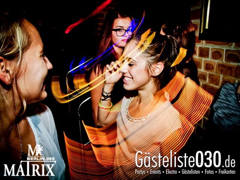 https://www.gaesteliste030.de/Partyfoto #117 Matrix Berlin vom 09.10.2013