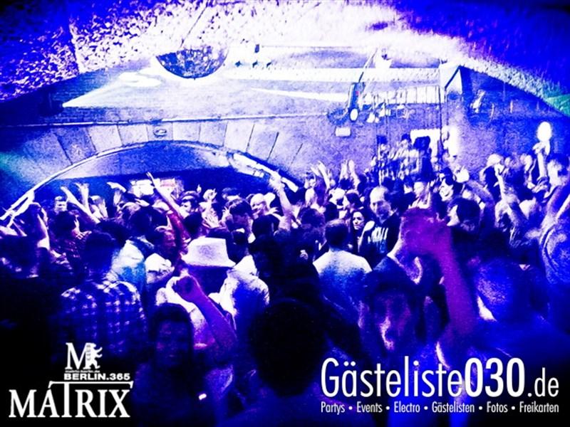 https://www.gaesteliste030.de/Partyfoto #115 Matrix Berlin vom 09.10.2013