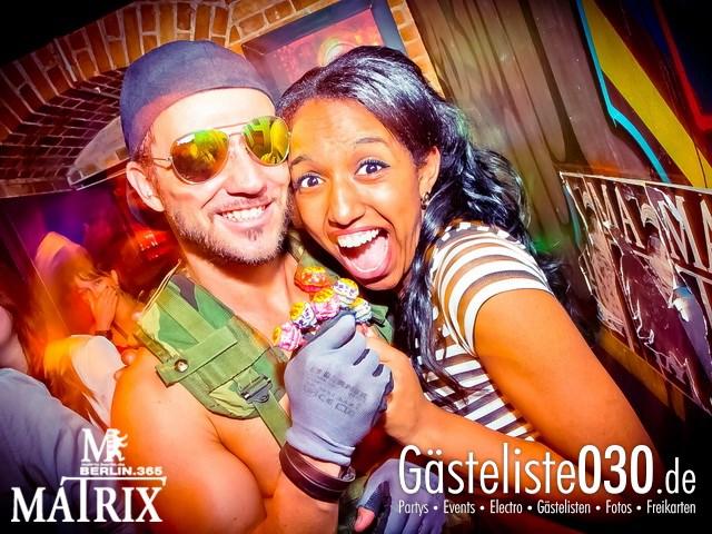 Partypics Matrix 09.10.2013 Ladies First