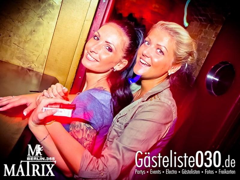 https://www.gaesteliste030.de/Partyfoto #80 Matrix Berlin vom 09.10.2013