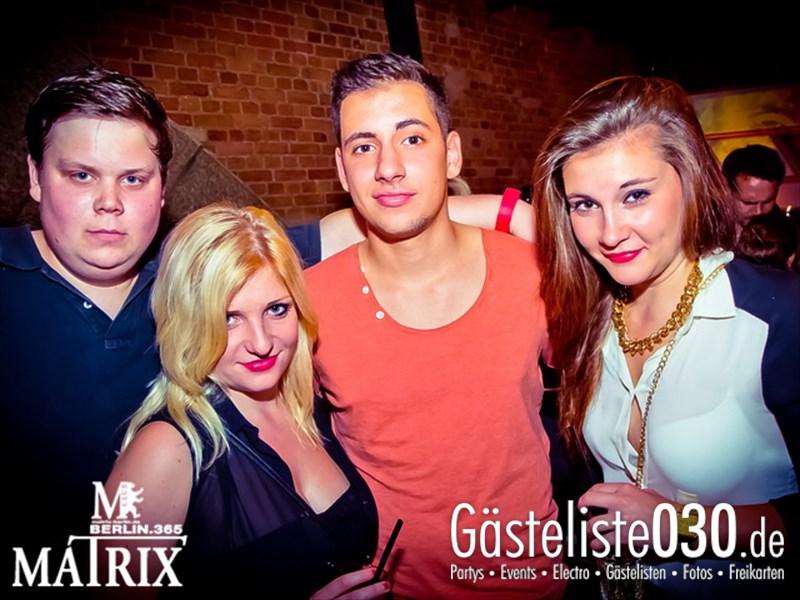 https://www.gaesteliste030.de/Partyfoto #10 Matrix Berlin vom 09.10.2013