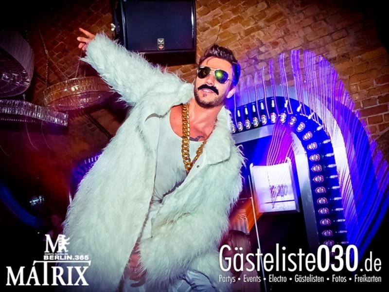https://www.gaesteliste030.de/Partyfoto #52 Matrix Berlin vom 09.10.2013