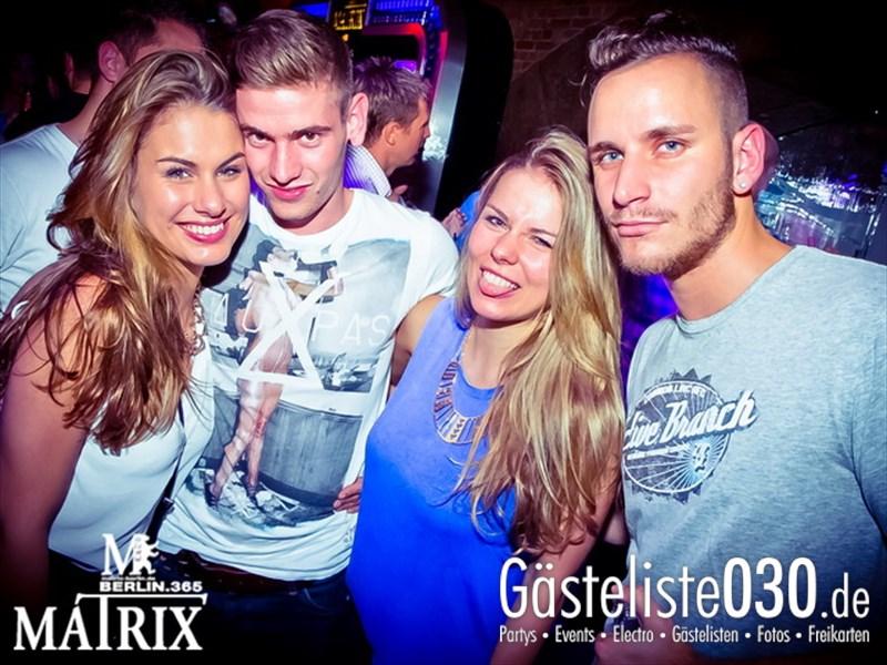 https://www.gaesteliste030.de/Partyfoto #89 Matrix Berlin vom 09.10.2013