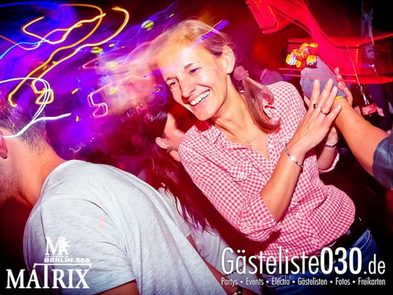 https://www.gaesteliste030.de/Partyfoto #73 Matrix Berlin vom 09.10.2013