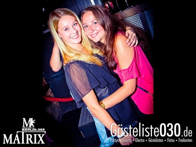 https://www.gaesteliste030.de/Partyfoto #132 Matrix Berlin vom 09.10.2013