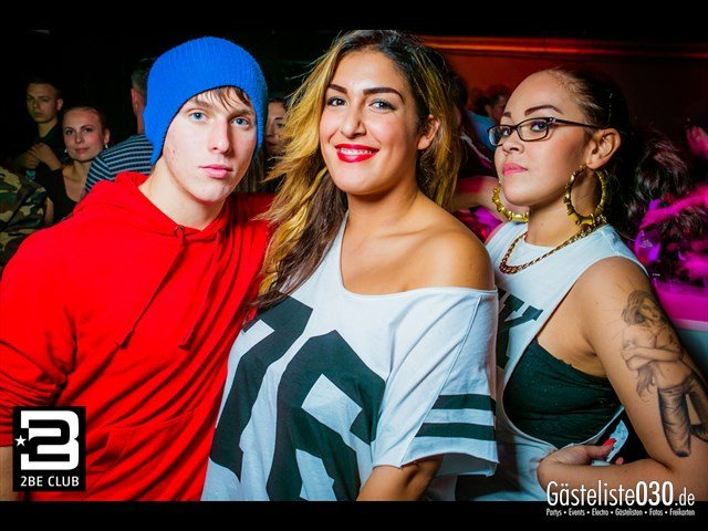 Partypics 2BE Club 18.10.2013 Touch the Music