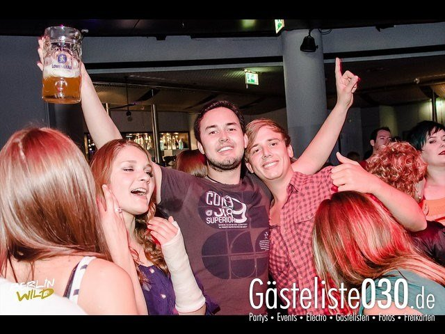 Partypics E4 28.09.2013 Berlin Gone Wild - Wiesn Gone Wild