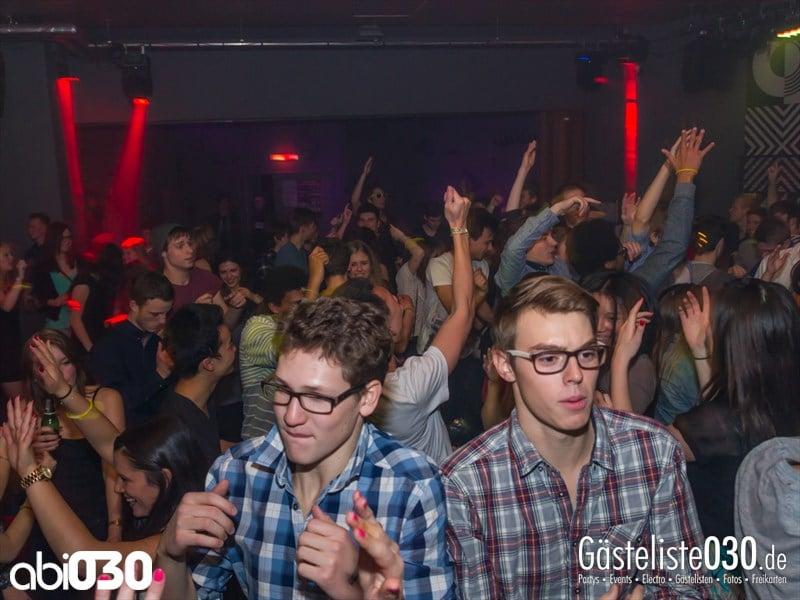 Beliebtes Partyfoto #6 aus dem Bi Nuu Club Berlin