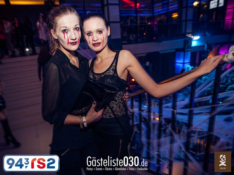 https://www.gaesteliste030.de/Partyfoto #29 Felix Berlin vom 31.10.2013
