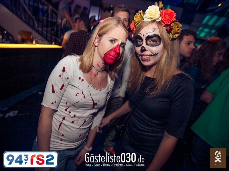 https://www.gaesteliste030.de/Partyfoto #95 Felix Berlin vom 31.10.2013