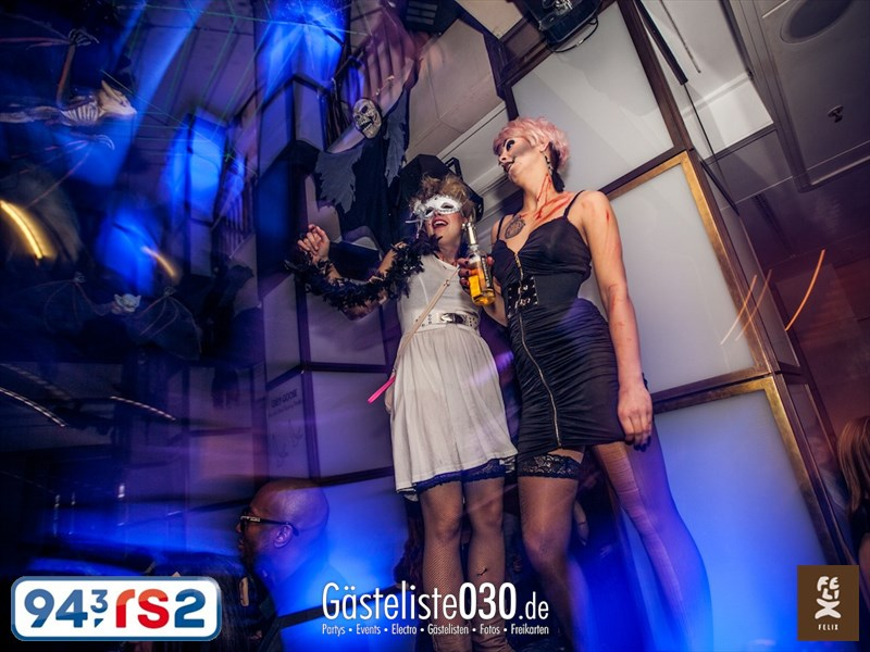 https://www.gaesteliste030.de/Partyfoto #93 Felix Berlin vom 31.10.2013