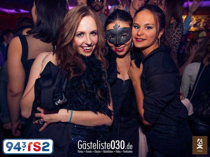 https://www.gaesteliste030.de/Partyfoto #72 Felix Berlin vom 31.10.2013